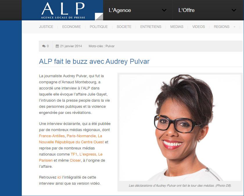 ALP Presse - agence de presse