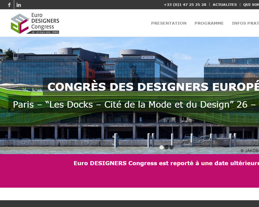 Euro Designers Congress