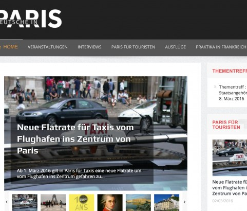 Deutsche In Paris