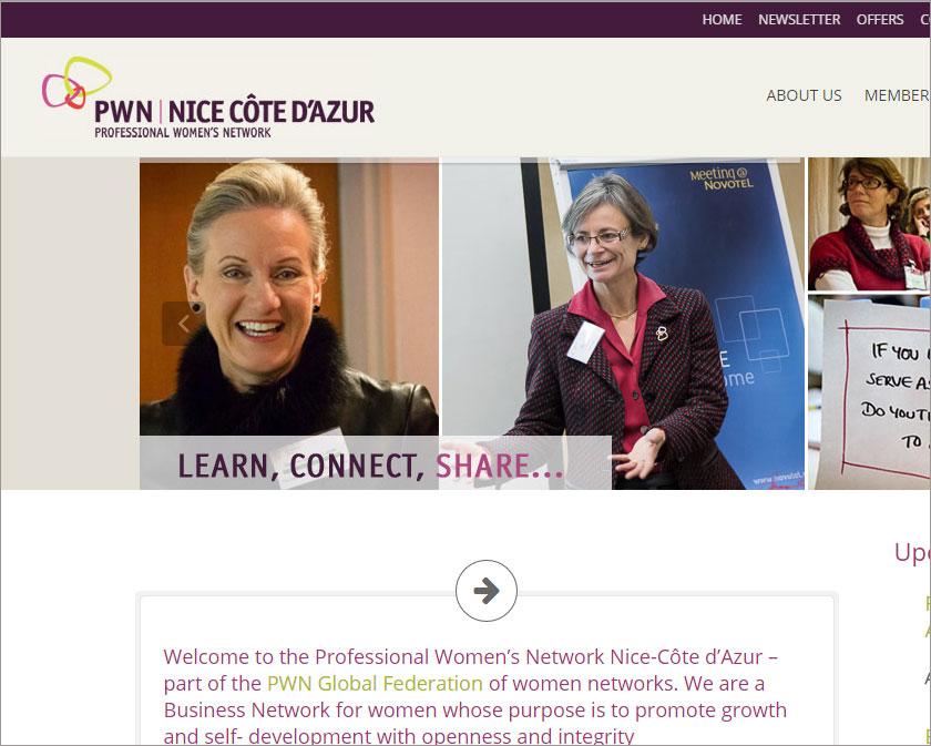 Réseau professionnel international de femmes