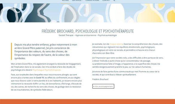 Frédéric Brochard - Gestalt Thérapie